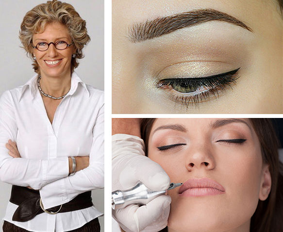 Permanent Make up bei Care ma Derm Day Spa Dorsten